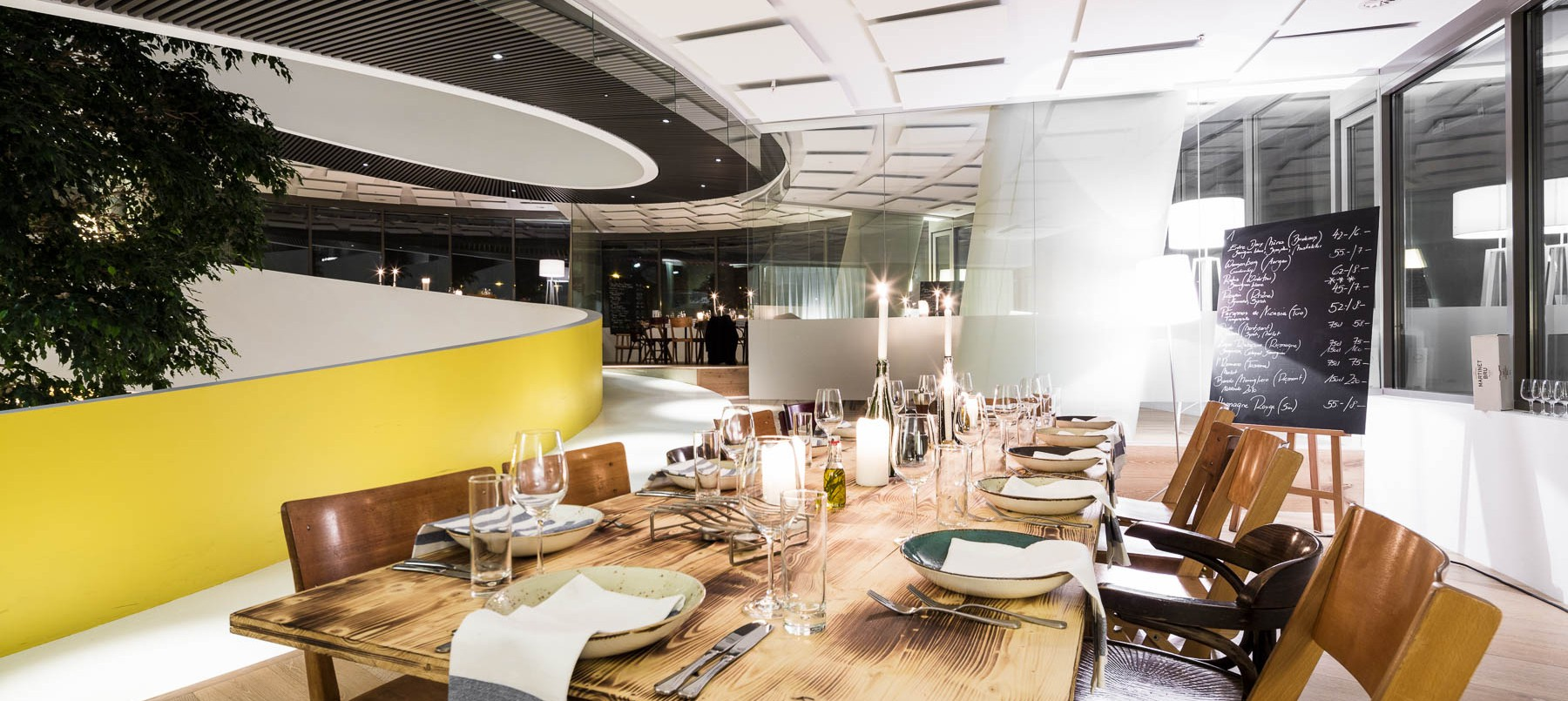 The Cocoon – Pop Up Restaurant auf Zeit