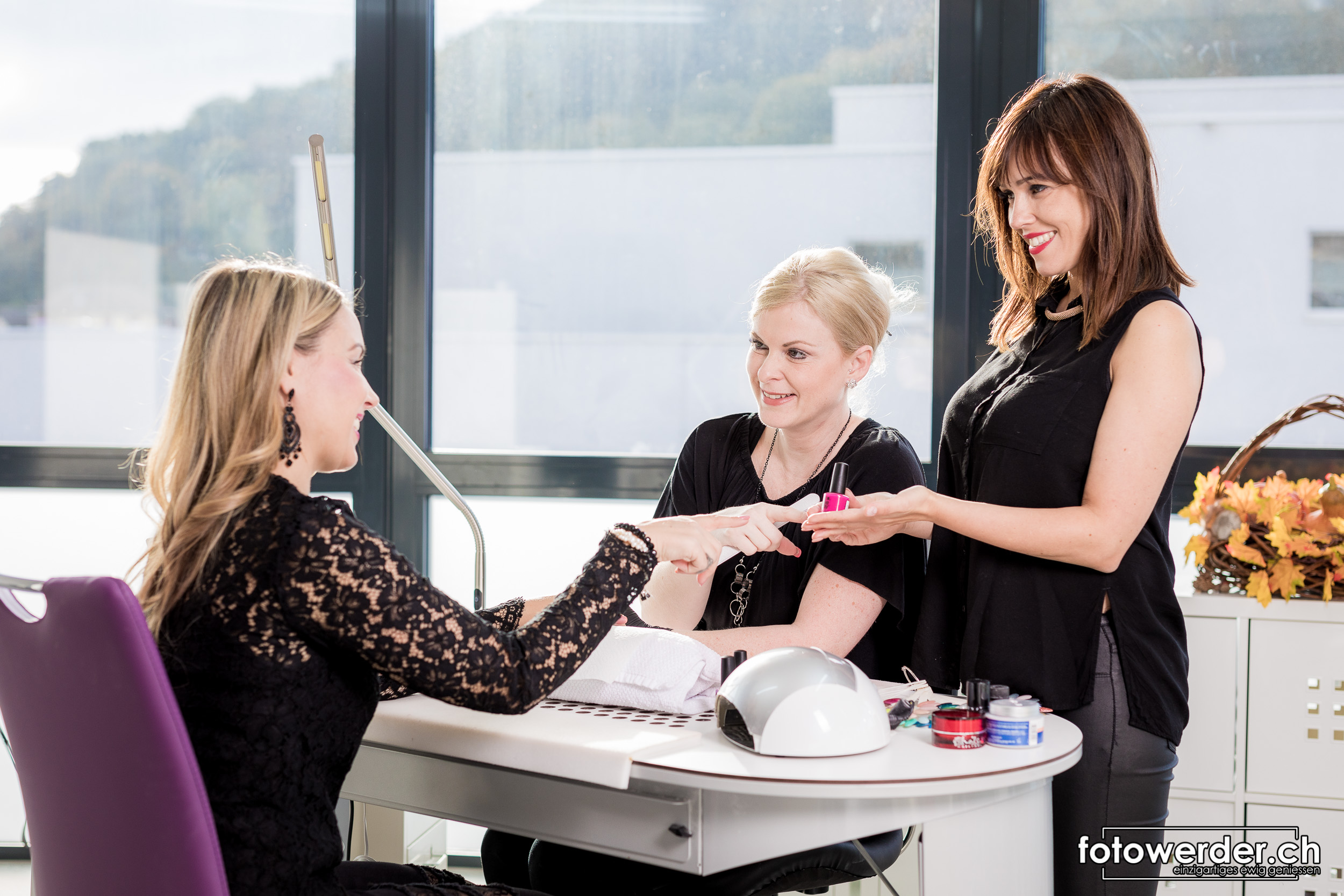 Corporateshooting für beauty4you